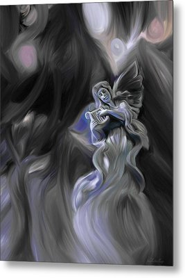 Metal Print featuring the photograph Divine Dreams by Shelly Stallings