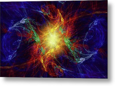 Divine Moment Metal Print by Kenneth Armand Johnson