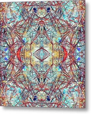 Divinity Of Now Metal Print