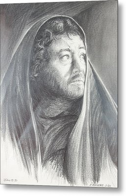 Metal Print featuring the drawing Do Quickly by Rick Ahlvers