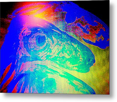 Do You Know Who We Are Or Do You Just Judge Us   Metal Print by Hilde Widerberg