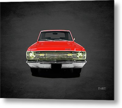 Dodge Dart 340 Metal Print by Mark Rogan