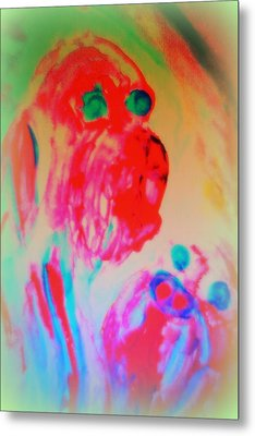 Dogs Are More Human Than Many People   Metal Print by Hilde Widerberg