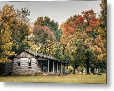Dogtrot House Metal Print by James Barber