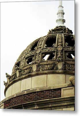 Dome Metal Print by Slade Roberts