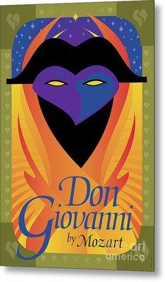 Don Giovanni Metal Print