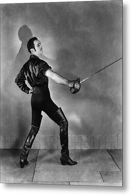 Don Q Son Of Zorro, Douglas Metal Print by Everett