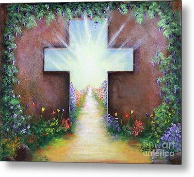 Doorway To Heaven Metal Print by Kristi Roberts