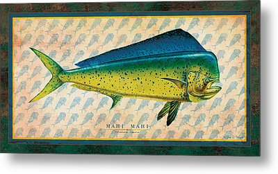 Dorado Metal Print by Jon Q Wright