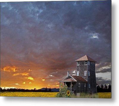 Dorthey Metal Print