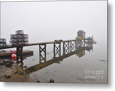 Dover Point Metal Print by Catherine Reusch Daley