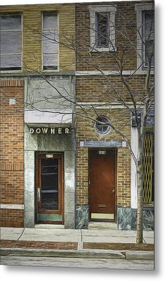 Downer Metal Print by Scott Norris
