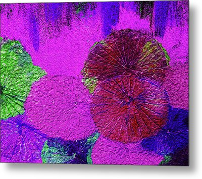 Downpour 4 Metal Print by Bruce Iorio