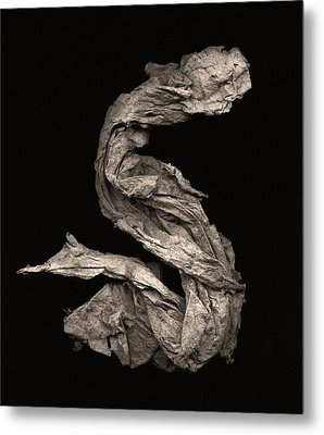 Dragon Wakes Up Metal Print