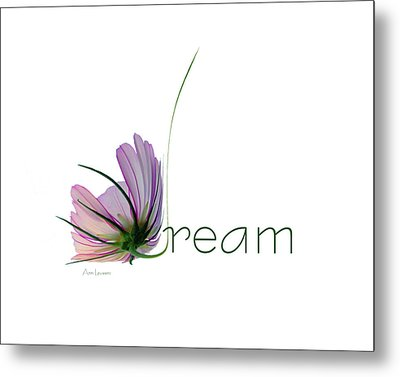 Dream Metal Print by Ann Lauwers