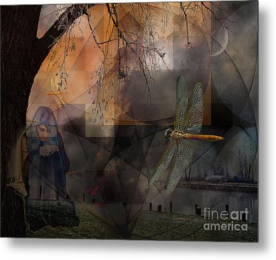 Dream Bearers Metal Print by Mimulux patricia no No