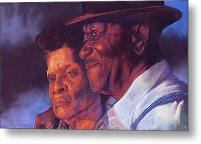 Dream Hold Metal Print by Curtis James