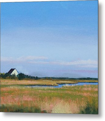 Dream Home Metal Print by Jeanne Rosier Smith