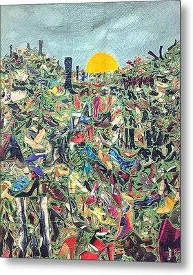 Dream Landscape Metal Print by William Douglas