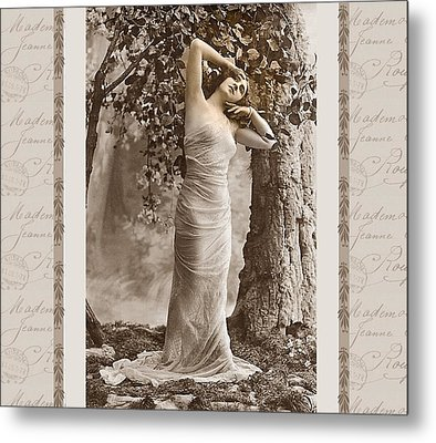 Dream Of The Night Metal Print by Mary Morawska