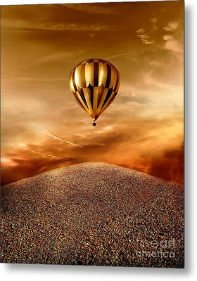 Dream Metal Print by Jacky Gerritsen