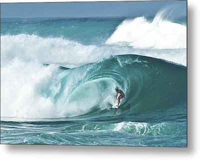 Dream Surf Metal Print