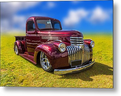 Dream Truck Metal Print
