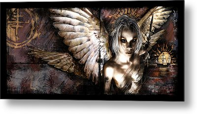 Dreamcypher Metal Print