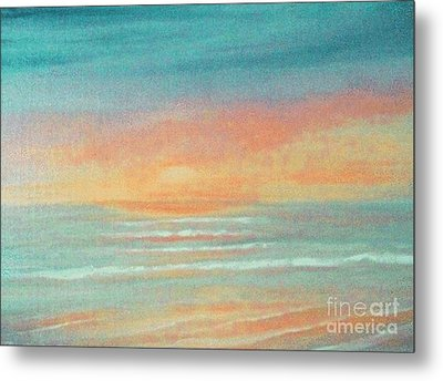 Dreaming Of Summer Metal Print by Holly Martinson