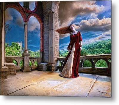 Dreams Of Heaven Metal Print
