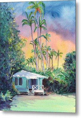 Dreams Of Kauai Metal Print