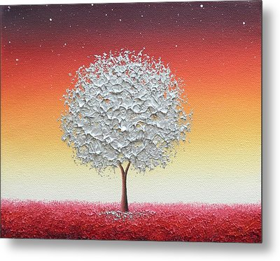 Dreams To Wander Metal Print by Rachel Bingaman