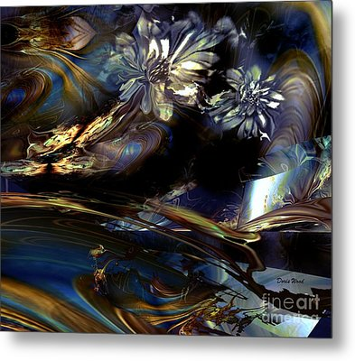 Dreamscape Metal Print by Doris Wood