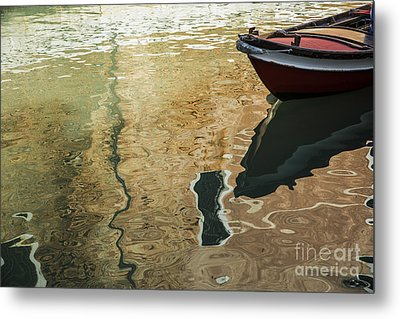 Metal Print featuring the photograph Dreamy Waters by Yuri Santin