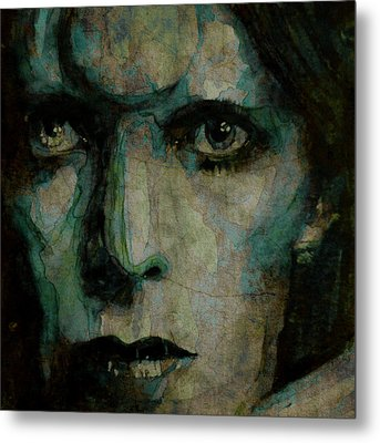 Drive In Saturday@ 2 Metal Print by Paul Lovering