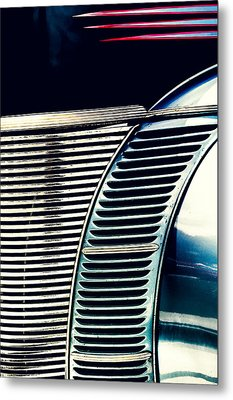 Driven To Abstraction Metal Print by Caitlyn Grasso
