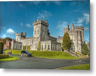 Dromoland Castle Metal Print