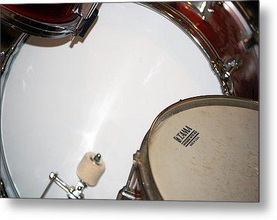 Drum 4 Metal Print by Jame Hayes