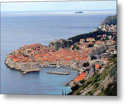 Dubrovnik Metal Print