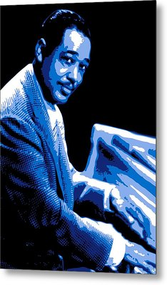 Duke Ellington Metal Print by DB Artist