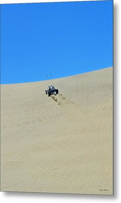 Dune Buggy 003 Metal Print