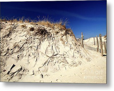 Metal Print featuring the photograph Dune Heights by John Rizzuto