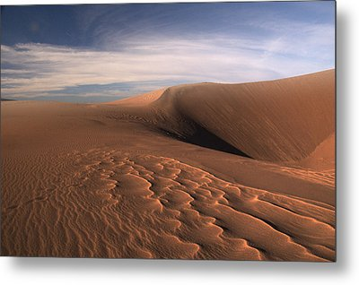 Metal Print featuring the photograph Dune Pleasures by Al Swasey