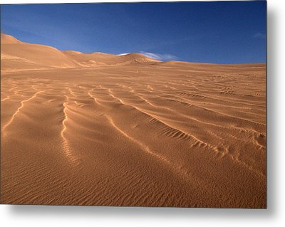 Metal Print featuring the photograph Dunes Reward.. by Al Swasey