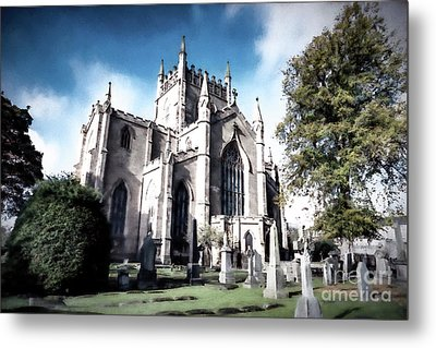 Metal Print featuring the photograph Dunfermline by Anthony Baatz