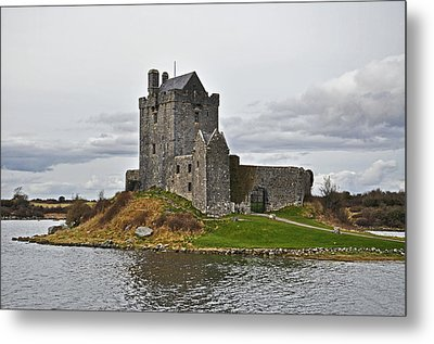 Dunguaire Castle Metal Print by Martina Fagan