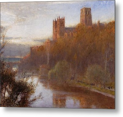 Durham Cathedral Metal Print