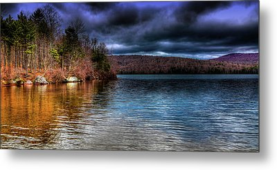 Metal Print featuring the photograph Early May On Limekiln Lake by David Patterson