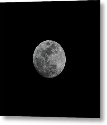 Early Spring Moon 2017 Metal Print