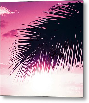 Metal Print featuring the photograph Earth Heart Kahakai by Sharon Mau